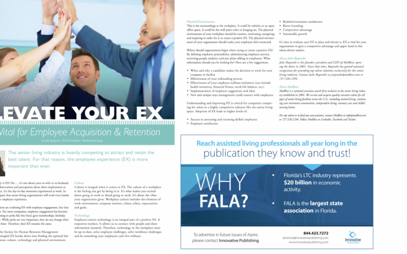 MedBest Featured in FALA's Official Digital Magazine, ASPIRE!