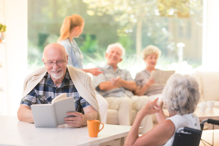 8 Predictions About the Future of Assisted Living by Sarah J. Stevenson